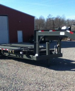 Myers Trailers Double Frame Gooseneck