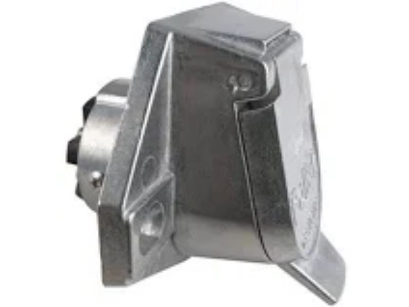 Pollak 12-703e 7 Way Metal Car End Connector Rv